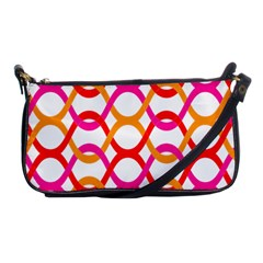 Background Abstract Shoulder Clutch Bags