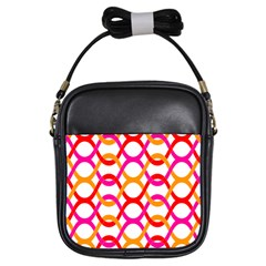 Background Abstract Girls Sling Bags