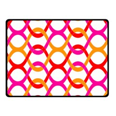 Background Abstract Fleece Blanket (Small)