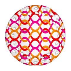 Background Abstract Ornament (Round Filigree)