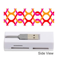 Background Abstract Memory Card Reader (Stick)