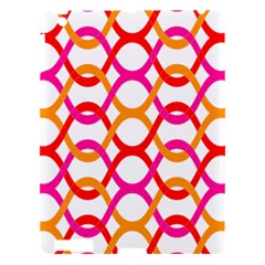Background Abstract Apple iPad 3/4 Hardshell Case