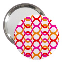 Background Abstract 3  Handbag Mirrors