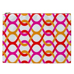 Background Abstract Cosmetic Bag (XXL)