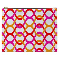 Background Abstract Cosmetic Bag (XXXL)