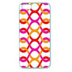 Background Abstract Apple Seamless iPhone 5 Case (Color)