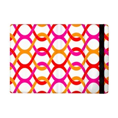 Background Abstract Apple iPad Mini Flip Case