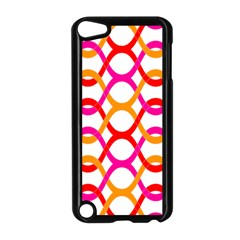 Background Abstract Apple iPod Touch 5 Case (Black)