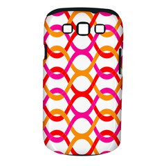 Background Abstract Samsung Galaxy S III Classic Hardshell Case (PC+Silicone)