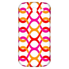 Background Abstract Samsung Galaxy S3 S III Classic Hardshell Back Case