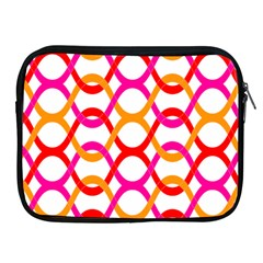 Background Abstract Apple iPad 2/3/4 Zipper Cases