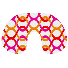 Background Abstract Travel Neck Pillows