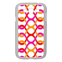 Background Abstract Samsung Galaxy Grand DUOS I9082 Case (White)