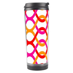 Background Abstract Travel Tumbler