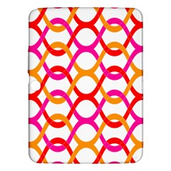 Background Abstract Samsung Galaxy Tab 3 (10.1 ) P5200 Hardshell Case