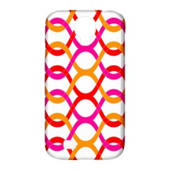 Background Abstract Samsung Galaxy S4 Classic Hardshell Case (PC+Silicone)