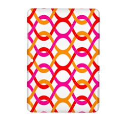 Background Abstract Samsung Galaxy Tab 2 (10.1 ) P5100 Hardshell Case