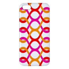 Background Abstract iPhone 5S/ SE Premium Hardshell Case