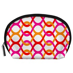 Background Abstract Accessory Pouches (Large)