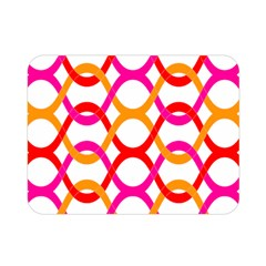 Background Abstract Double Sided Flano Blanket (Mini)