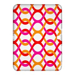 Background Abstract Samsung Galaxy Tab 4 (10.1 ) Hardshell Case