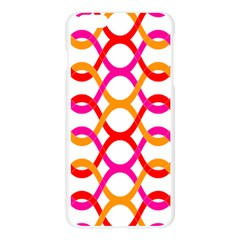 Background Abstract Apple Seamless iPhone 6 Plus/6S Plus Case (Transparent)