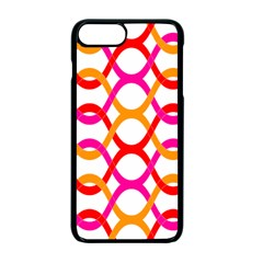 Background Abstract Apple iPhone 7 Plus Seamless Case (Black)