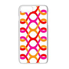 Background Abstract Apple iPhone 7 Plus White Seamless Case