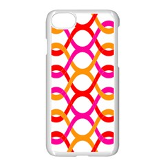 Background Abstract Apple iPhone 7 Seamless Case (White)