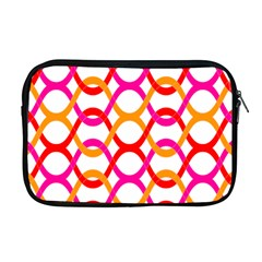 Background Abstract Apple MacBook Pro 17  Zipper Case
