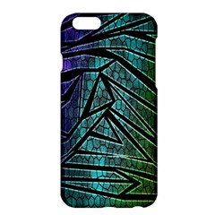 Abstract Background Rainbow Metal Apple iPhone 6 Plus/6S Plus Hardshell Case