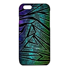 Abstract Background Rainbow Metal iPhone 6/6S TPU Case