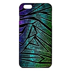 Abstract Background Rainbow Metal iPhone 6 Plus/6S Plus TPU Case