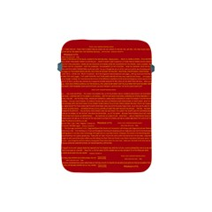 Writing Grace Apple iPad Mini Protective Soft Cases