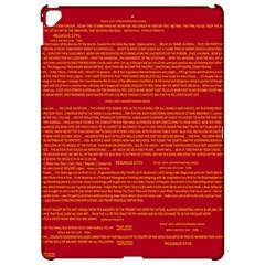 Writing Grace Apple iPad Pro 12.9   Hardshell Case
