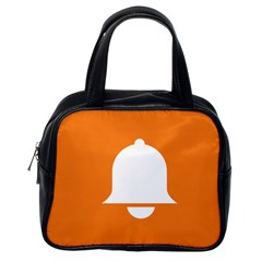 Bell Orange Copy Classic Handbags (One Side)