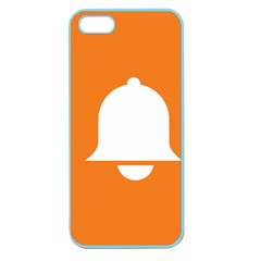 Bell Orange Copy Apple Seamless iPhone 5 Case (Color)