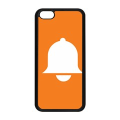 Bell Orange Copy Apple iPhone 5C Seamless Case (Black)