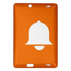 Bell Orange Copy Amazon Kindle Fire HD (2013) Hardshell Case
