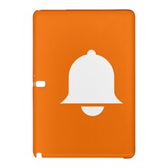 Bell Orange Copy Samsung Galaxy Tab Pro 10.1 Hardshell Case