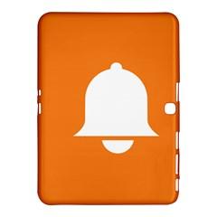 Bell Orange Copy Samsung Galaxy Tab 4 (10.1 ) Hardshell Case