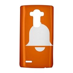 Bell Orange Copy LG G4 Hardshell Case