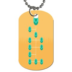 A Community Manager Los Que Aspirants Dog Tag (One Side)