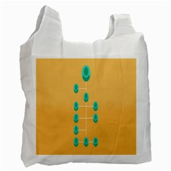 A Community Manager Los Que Aspirants Recycle Bag (Two Side)