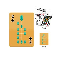 A Community Manager Los Que Aspirants Playing Cards 54 (Mini)