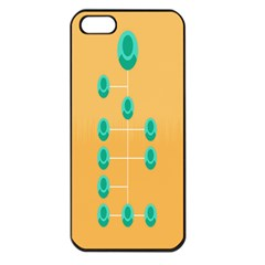 A Community Manager Los Que Aspirants Apple iPhone 5 Seamless Case (Black)