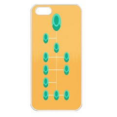 A Community Manager Los Que Aspirants Apple iPhone 5 Seamless Case (White)