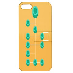 A Community Manager Los Que Aspirants Apple iPhone 5 Hardshell Case with Stand
