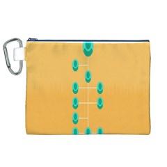 A Community Manager Los Que Aspirants Canvas Cosmetic Bag (XL)