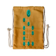 A Community Manager Los Que Aspirants Drawstring Bag (Small)